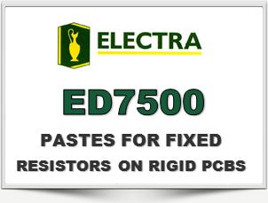 ELECTRA ED7500 SERIES